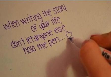 nobody can write